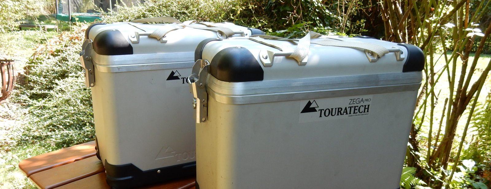 Zega Pro 1 Koffer von Touratech