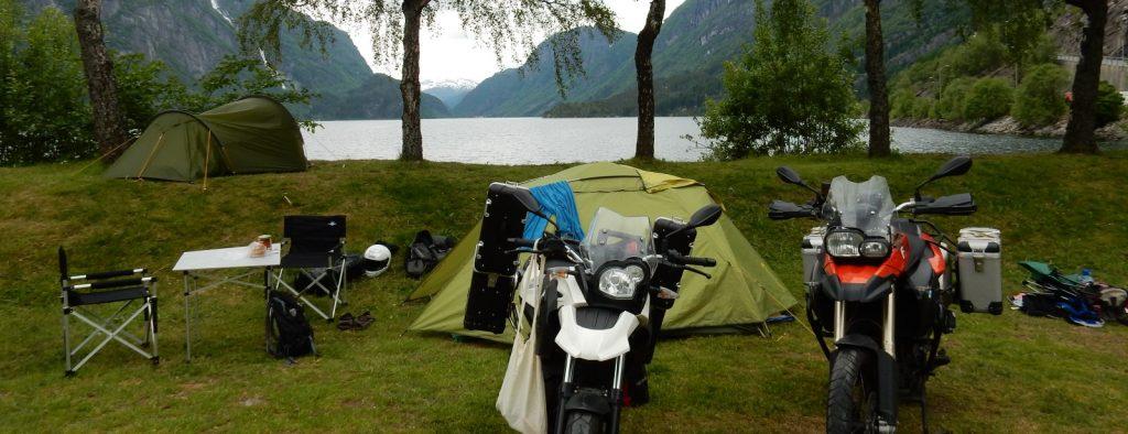 Test: Odda Camping unweit des Hardangerfjords