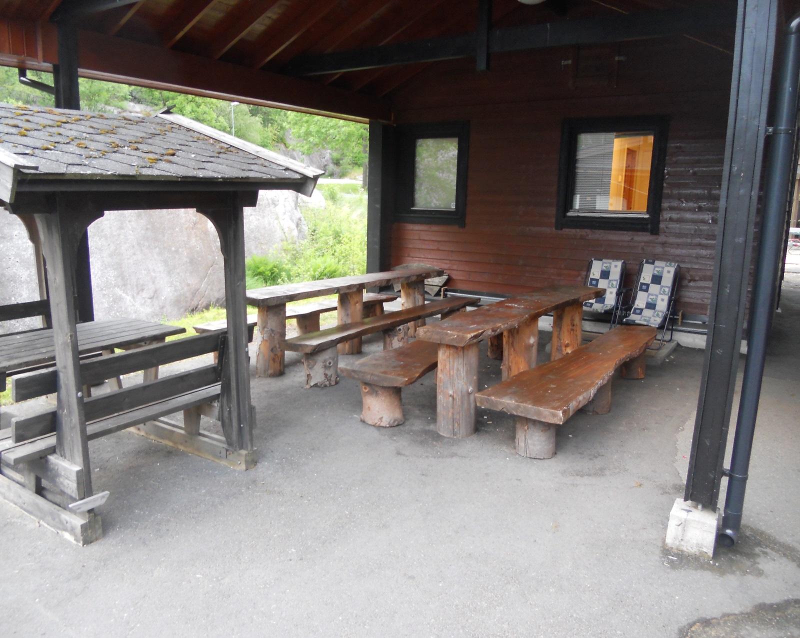 Outdoor Küche Camping : Test odda camping unweit des hardangerfjords in fremden gefilden