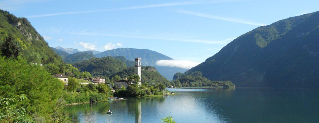 Dolomiten – Via Corvara und Arabba nach Rocca
