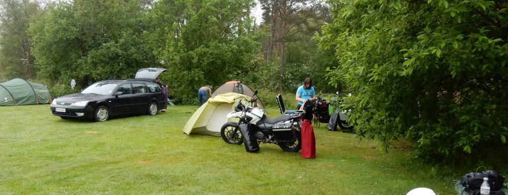 Test: Camping Vølstadskogen in Sandnes