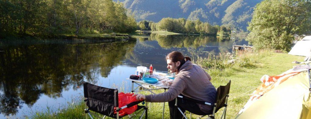 Test: Lone Camping vor Bergen