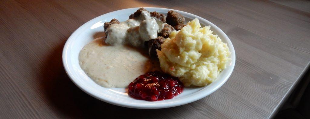 Rezept: Köttbullar – Schwedische Hackbällchen