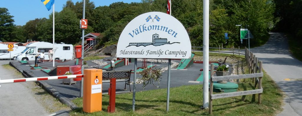 Test: Marstrand Familje Camping nahe Göteborg