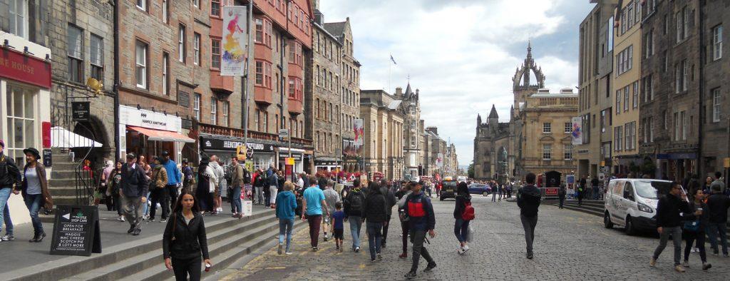 Edinburgh – von seiner schönen Seite