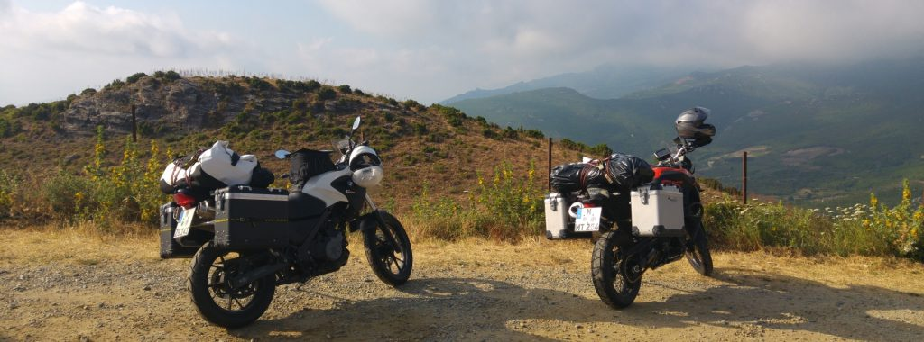 Bastia bis St. Florent – Unser erster Tag auf Korsika