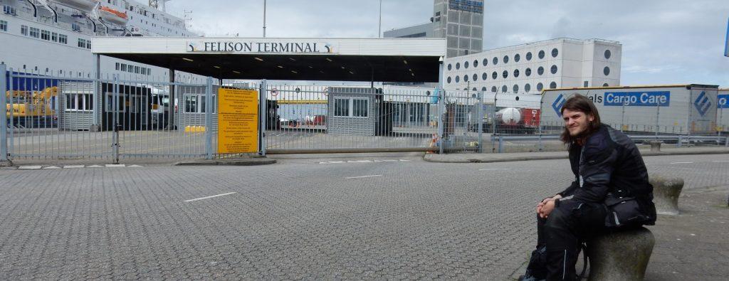 Mit der Fähre durch die Nacht – Amsterdam bis Newcastle