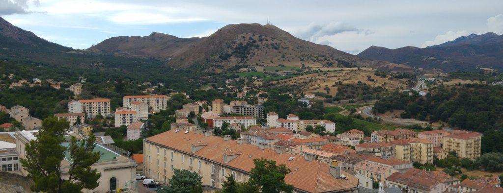Corte, wir kommen! Die Fahrt ins Landesinnere von Korsika
