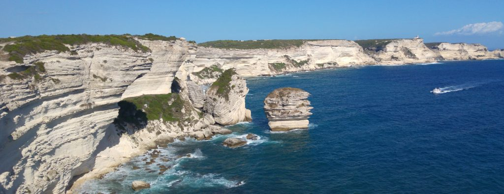 Olmeto nach Bonifacio – Stadtbesichtigung und Horror-Bootsfahrt