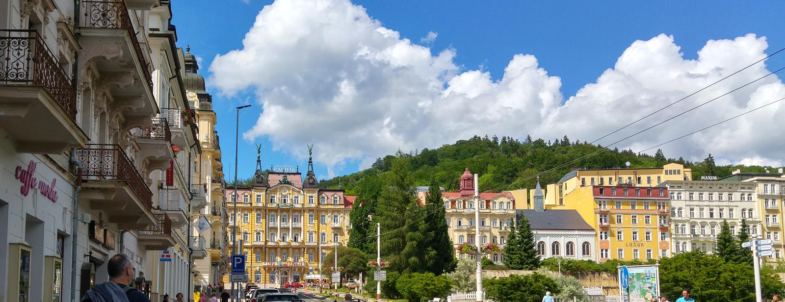 Von München nach Marienbad - Beschauliches Böhmen