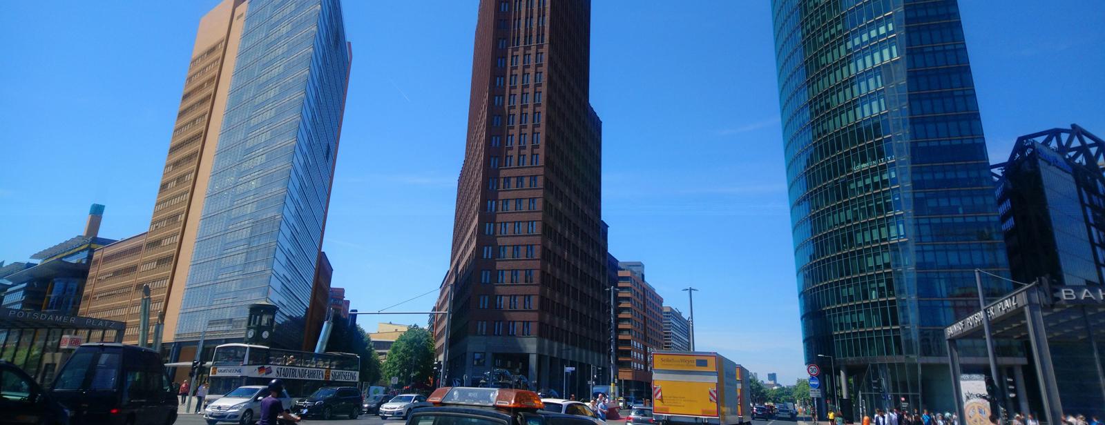 Berlin - Ein Tag voller Kontraste