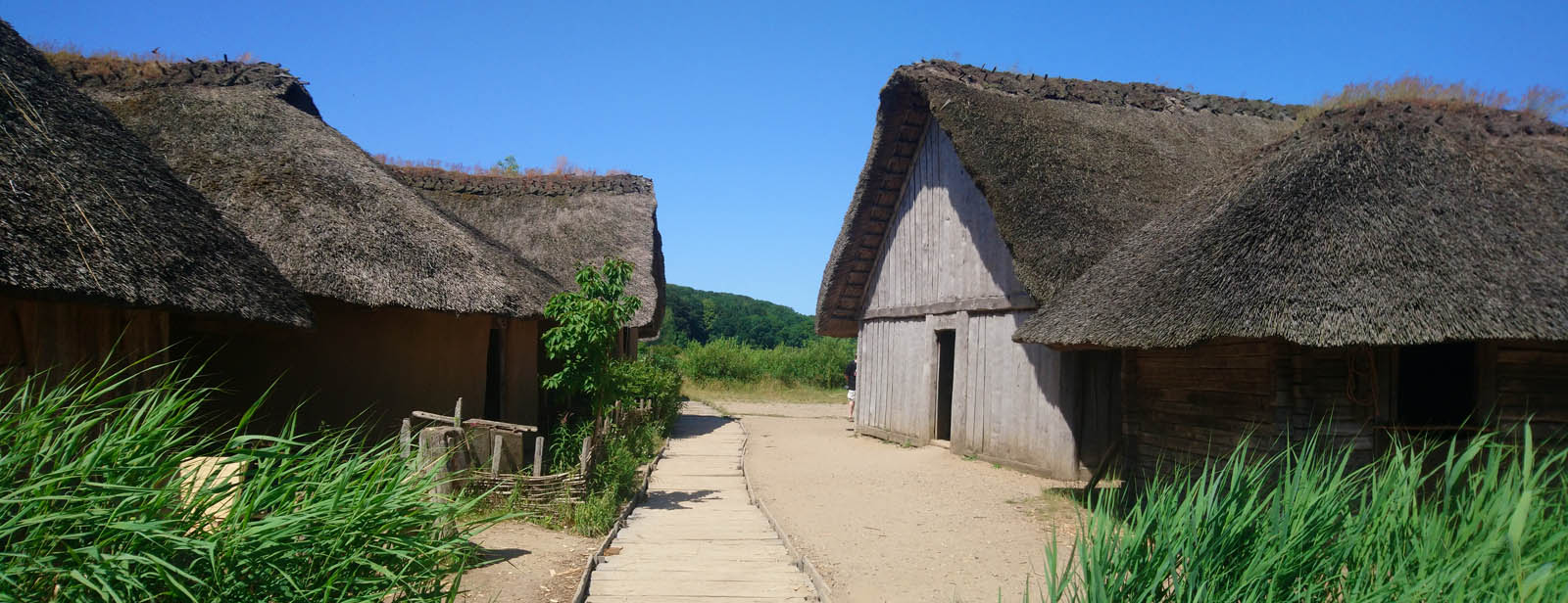 Haithabu - Wikingersiedlung an der Schlei